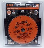 Пильный диск для древесины СМТ 272.216.48М (216х30х48Z)