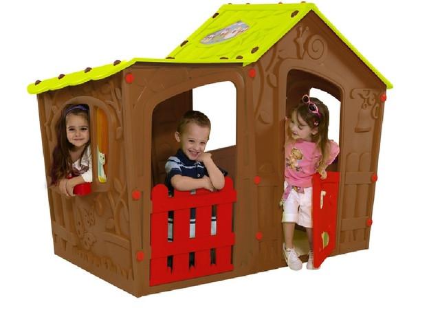 Игровой домик Magic Villa Terracotta