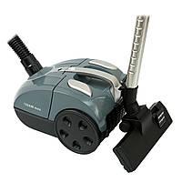 Пылесос с мешком для сбора пыли ROTEX RUB 22-E, сухая уборка, фильтр тонкой очистки, 1500 Вт