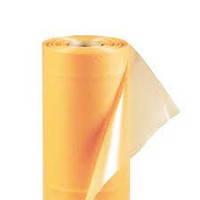 Плівка парникова рукав 3000мм 100мк жовта, фото 1