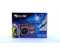 Радиоприемник Golon RX-277 с USB и Led фонариком