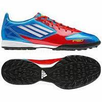 Футбольные сороконожки Adidas Adizero F10