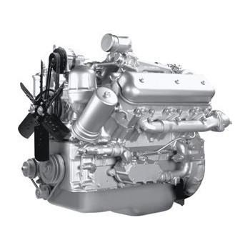 Двигатель ЯМЗ-238 атомобиля КРАЗ Ремронтный