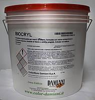 Водоразбавляемая экстрамоющаяся винилакриловая интерьерная и фасадная краска BIOCRYL