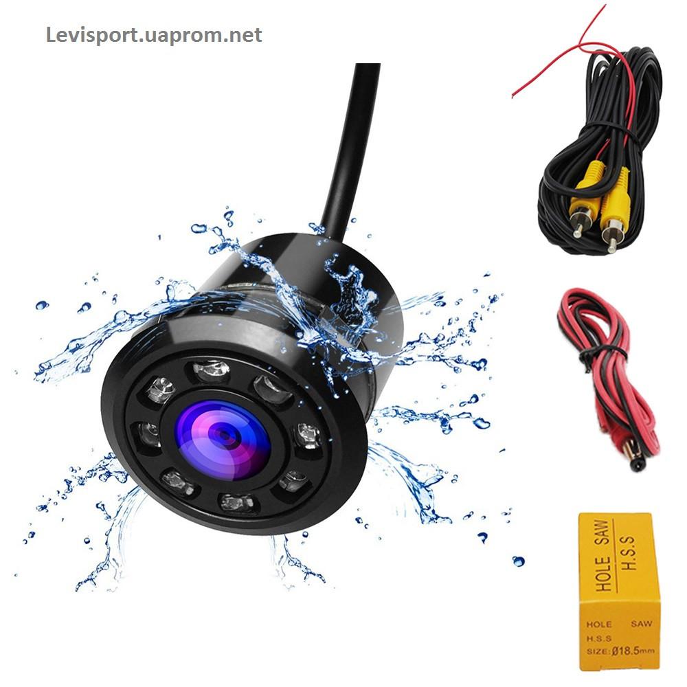 Камера заднього виду Car Rear View Camera 718L
