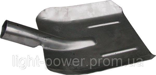 Лопата совковая (нержавейка) 270х240 мм - Light-Power в Днепре