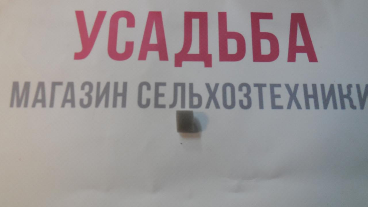 Губка масляного насоса  на бензопилу Vitals,Sadko, Foresta, Днипро, Кентавр, Forte, Бригадир