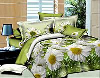 Двуспальный набор постельного белья Ранфорс №226