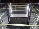 Отдел торговый из алюминиевого профиля, фото 4