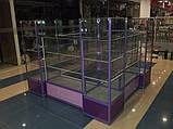 Отдел торговый из алюминиевого профиля, фото 3