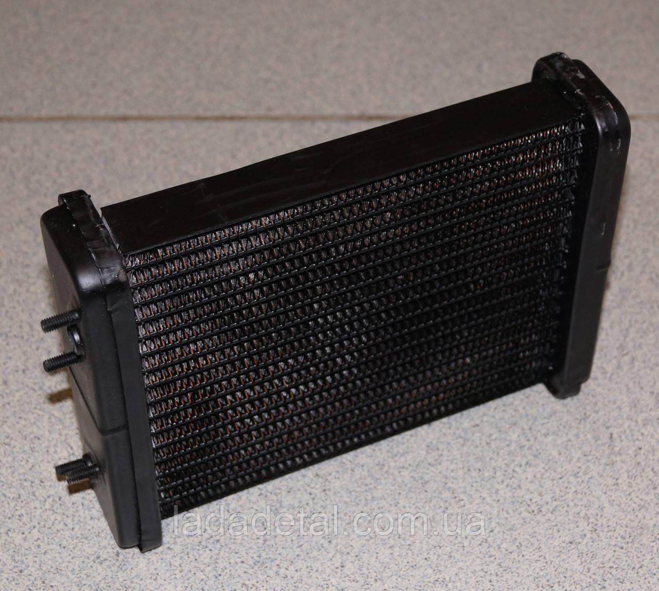 Радиатор отопителя ВАЗ 2101, 2102, 2103, 2106, 2107 медный 2-х рядный Иран