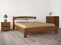 Кровать деревянная Милана Люкс ТМ Олимп