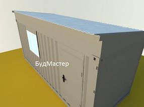 Вагончик строительный, фото 2