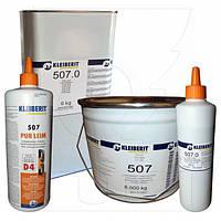 Водостойкий ПУР клей для наружных изделий Kleiberit PUR 507, водостойкость D4