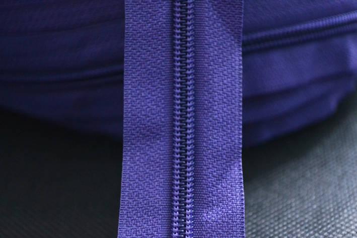 Молния Т5 Фиолетовая 143, фото 2