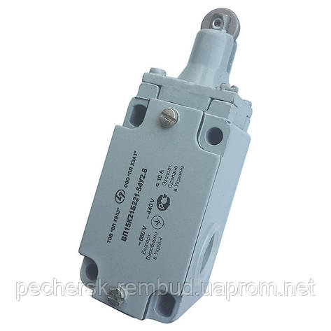 Выключатель путевой ВП15К 21Б 221.54У2.3, фото 2