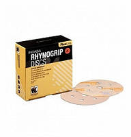 Абразивный диск 125 мм на латексн.основе INDASA RHYNOGRIP PLUS LINE Р40-Р3000
