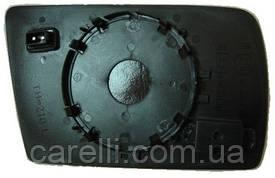 Вкладыш зеркала левый с обогревом 210 1995-99