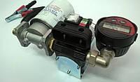 Минизаправка 35 л/мин 12/24В с электронным счетчиком