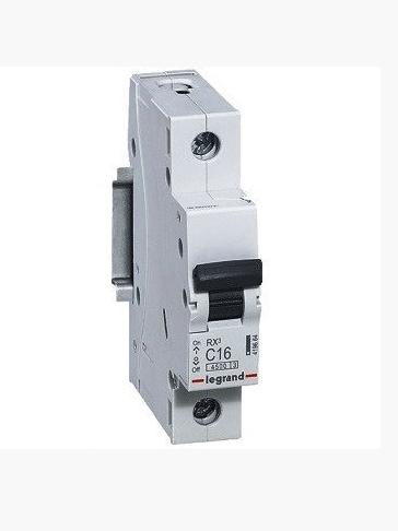 Автоматический выключатель Legrand RX3 1P 63A