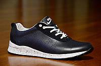 Кроссовки Nike женские, подростковые реплика черные натуральная кожа Харьков. Размеры уточняйте!