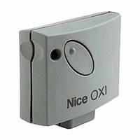 Приемник для автоматических ворот Nice OXI 4-канальный