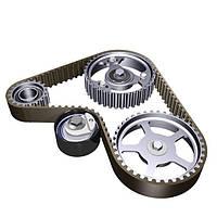 Роліки та ремні для двигунів 1.9D-1.9JTD