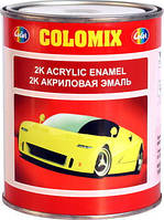 208 Коричнево-золотистая  Автоэмаль 2К акриловая COLOMIX двухкомпонентная 1л.