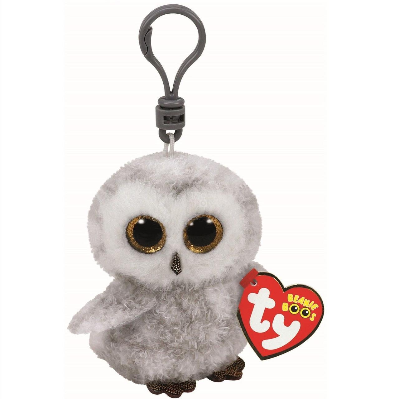 М'яка іграшка TY Сова Owlette 12см