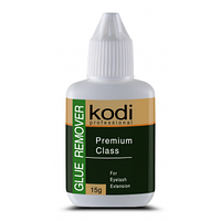 Ремувер для ресниц гелевый Premium Class,15г Kodi Professional