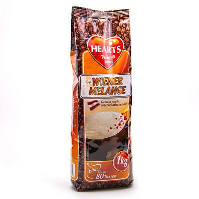 Капучино Hearts Wiener Melange 1кг.