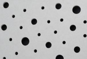 САУНДЛАЙН-АКУСТИКА Звездное небо 4ПК Плиты ППГЗ, перфорация «Звездное небо», фото 2