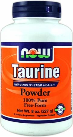Таурина от фирмы NOW Foods