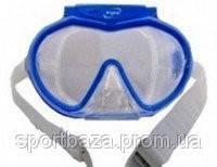 Маска для плавания с дыхательным клапаном. Маска для плавання.