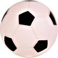 TRIXIE (Трикси) Мяч Soccer Ball виниловый - игрушка для собак, 8см