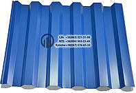 Профнастил НС-35  0,38мм  RAL (цветной)