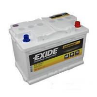 Аккумулятор тяговый EXIDE Technologies Equipment ET 550 (80 Ач). Свинцово-кислотные батареи для постоянных глу