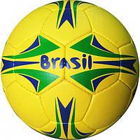 Мяч футбольный №5 Гриппи 5сл. BRASIL