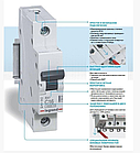 Автоматический выключатель Legrand RX3 2P 16A , фото 2