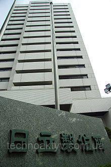 Главный офис HITACHI