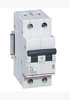 Автоматический выключатель Legrand RX3 2P 20A