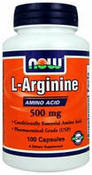 Прием L-Аргинин от американского производителя NOW Foods
