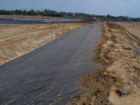 Пленка ПВХ для пруда IZOFOL 1,5мм (2,03*30), фото 2