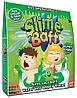 Слизь для ванной Slime Baff Green Слайм Бафф 300 г зелёный на 2 раза