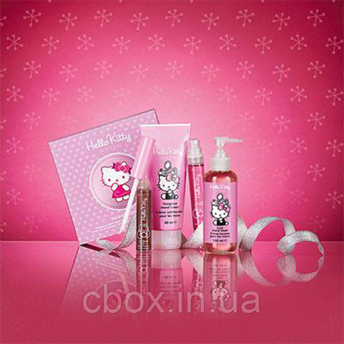 Детский парфюмерно-косметический набор Avon Hello Kitty, Эйвон, Хэллоу Китти