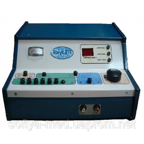 «Тонус ДТГ» Апарат для лікування диадинамичними струмами і гальванізації