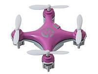Квадрокоптер нано р/у 2.4Ghz Cheerson CX10 (розовый)