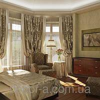 Дизайн интерьера спальни в Киеве, фото 1
