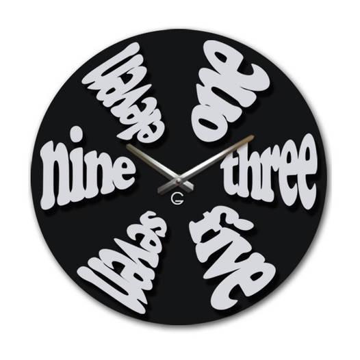 Часы На Стену (40смх40см) Idea [Акрил, Открытые]