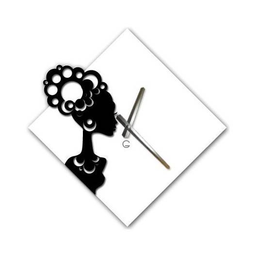 Эксклюзивные настенные часы Glozis-A-035 (45х45см) Mulatto